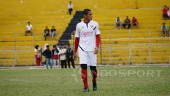Indosport - Kapten Semen Padang, Hengki Ardiles.