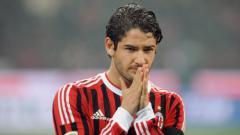 Indosport - Alexandre Pato, Wonderkid Brasil yang Hancur Kariernya di AC Milan.