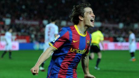 Bojan Krkic adalah salah satu pemain yang pernah dilabeli 'Messi baru' tapi tak pernah bisa menunjukkan performa yang optimal. - INDOSPORT