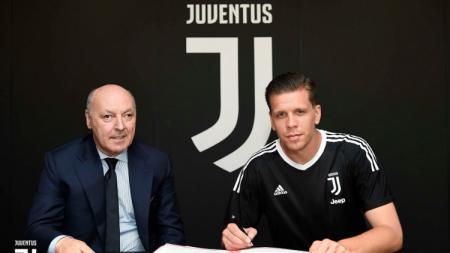 Kiper anyar Juventus, Wojciech Szczesny. - INDOSPORT
