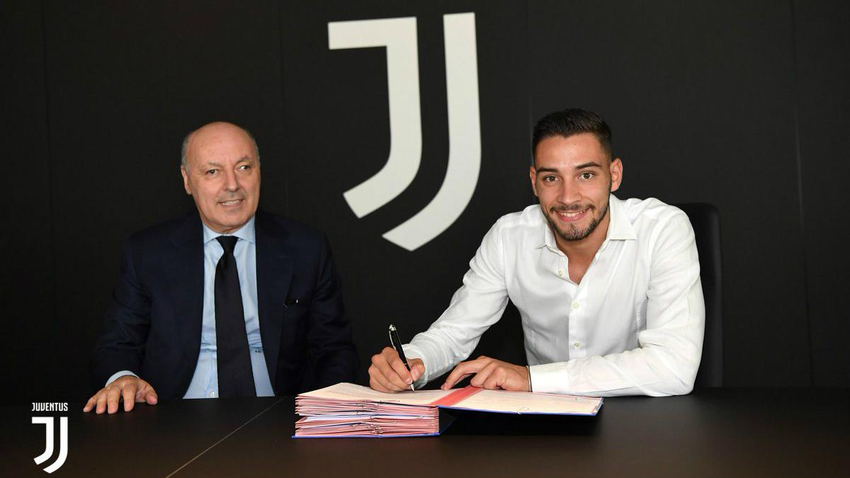 Mattia De Sciglio Copyright: Juventus.com