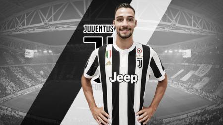 Bek anyar Juventus, Mattia De Sciglio. - INDOSPORT