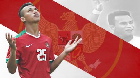 Osvaldo Haay menjadi salah satu pemain muda potensial Indonesia. - INDOSPORT