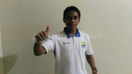 Pelatih Bandung United, Budiman. - INDOSPORT
