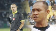 Indosport - Oki Dwi Putra, Wasit Indonesia Berlinsensi FIFA.