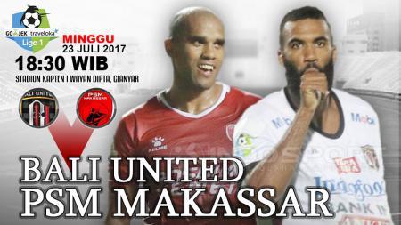 Prediksi Bali United vs PSM Makassar. - INDOSPORT