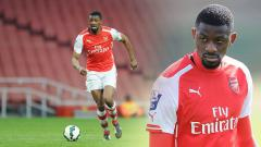 Indosport - Abou Diaby, mantan pemain Arsenal.