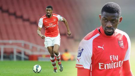 Abou Diaby mantan pemain Arsenal. - INDOSPORT