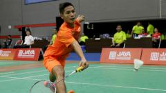 Indosport - Gatjra Piliang Fiqihilahi Cupu.