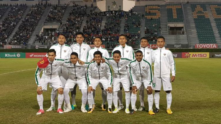 Timnas Indonesia U-22 Copyright: Twitter/@PSSI_Fai