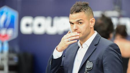 Hatem Ben Arfa, gelandang serang PSG. - INDOSPORT