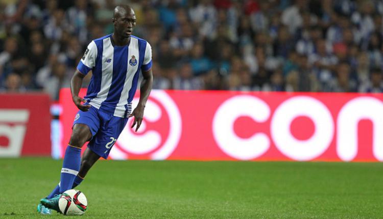 Penggawa Porto, Danilo Pereira. Copyright: Indosport