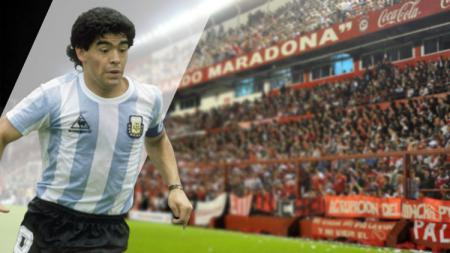 Diego Armando Maradona. - INDOSPORT