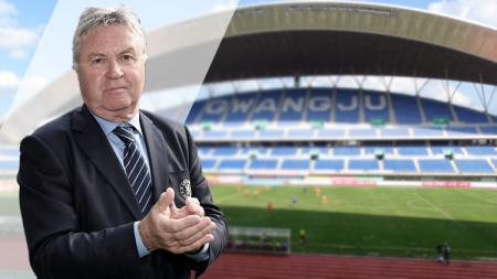 Guus Hiddink. - INDOSPORT