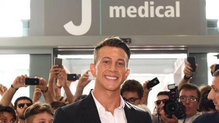 Federico Bernardeschi. - INDOSPORT