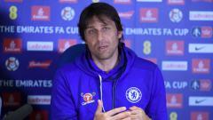 Indosport - Antonio Conte, pelatih Chelsea.
