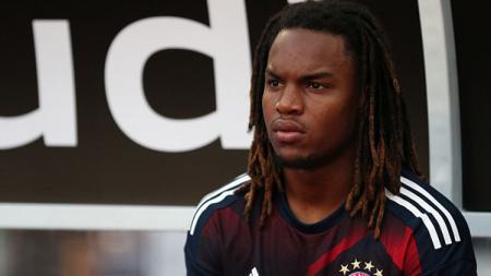 Gelandang Bayern Munchen, Renato Sanches. - INDOSPORT