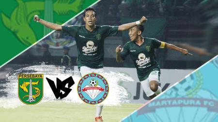 Persebaya Surabaya vs Martapura F. - INDOSPORT