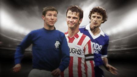 Sir Alex Ferguson, Louis Van Gaal, dan Arsene Wenger. - INDOSPORT