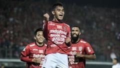 Indosport - Selebrasi Miftahul Hamdi.