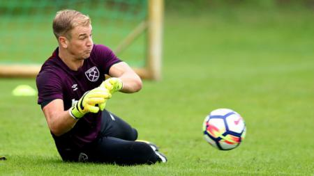 Kiper pinjaman West Ham United, Joe Hart. - INDOSPORT