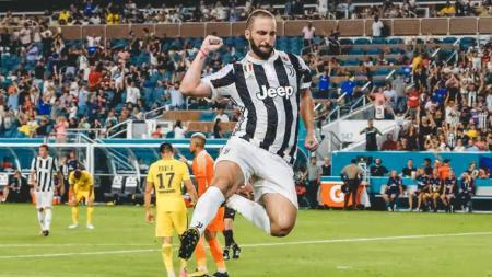PSG vs Juventus. - INDOSPORT
