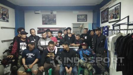 Viking Persib Club (VPC) berikan sikap soal insiden GBLA yang menewaskan Bobotoh, Ricko Andrean. - INDOSPORT