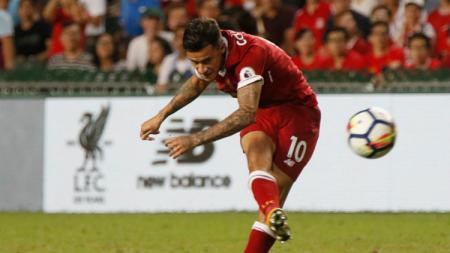 Pemain Liverpool, Philippe Coutinho. - INDOSPORT