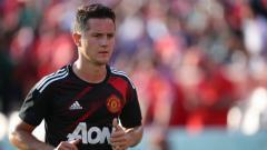 Indosport - Gelandang andalan Manchester United, Ander Herrera.