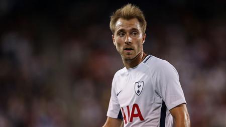 Gelandang Tottenham Hotspur, Christian Eriksen. - INDOSPORT