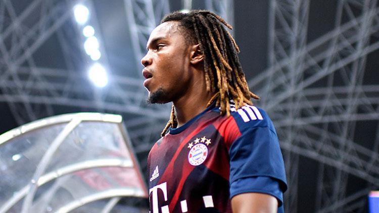 Gelandang Bayern Munchen, Renato Sanches. Copyright: Indosport.com
