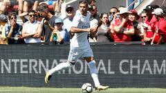 Indosport - Bek baru Real Madrid, Theo Hernandez.