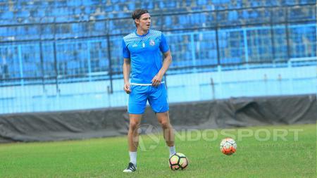 Brent Griffiths, mantan pemain akademi Blackburn Rovers yang diincar Arema FC. - INDOSPORT