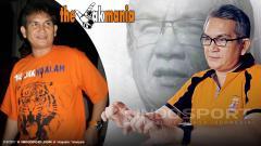 Indosport - Ferry Indrasjarief, ketua Jakmania.