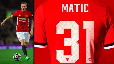 Nemanja Matic, rekrutan anyar Man United. - INDOSPORT