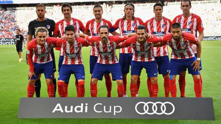Atletico Madrid. - INDOSPORT