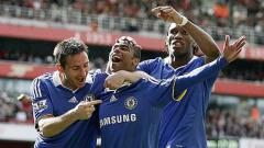 Indosport - Ashley Cole saat masih di Chelsea.