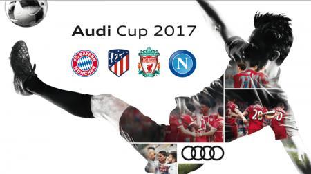 Audi Cup 2017. - INDOSPORT