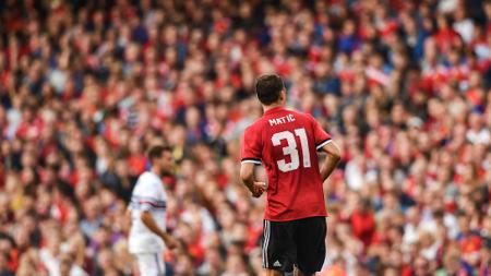 Nemanja Matic kemungkinan akan dilepas oleh Manchester United secara cuma-cuma pada akhir musim 2019/20. - INDOSPORT
