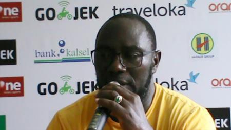 Jacksen F Thiago, pelatih Barito Putera. - INDOSPORT
