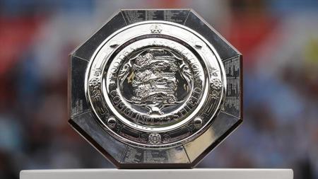 Piala Community Shield. - INDOSPORT