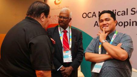 Pertemuan OCA Medical dan Anti Doping Asian Games 2018. - INDOSPORT