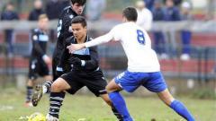 Indosport - Lorenzo Pace saat masih berseragam Lazio.