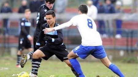 Lorenzo Pace saat masih berseragam Lazio. - INDOSPORT