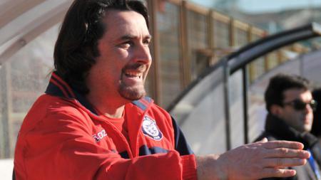 Direktur olahraga AC Milan , Massimiliano Mirabelli. - INDOSPORT