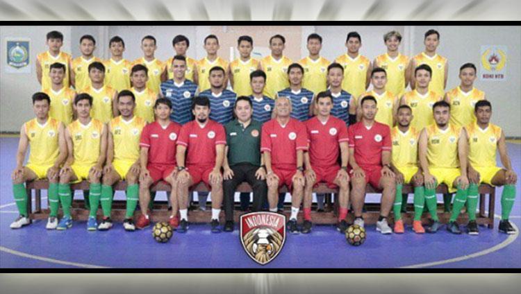 Timnas Futsal Indonesia Copyright: instagram@timnas futsal indonesia