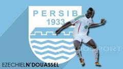 Indosport - Ezechiel N'Douassel.