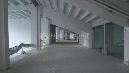 Kondisi terkini Stadion GBK.