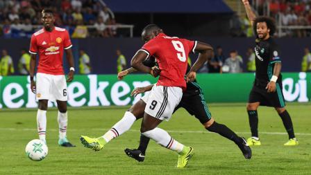Real Madrid vs Man United.