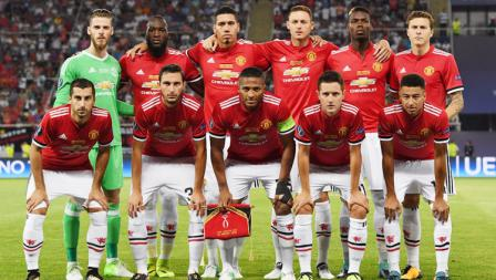 Skuad Manchester United.
